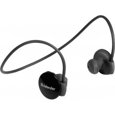 Беспроводная гарнитура FreeMotion B611 черный, Bluetooth