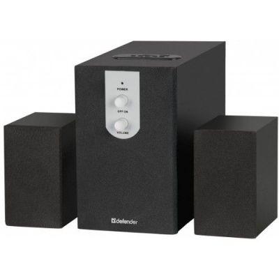 Акустическая 2.1 система V8 8 Вт, FM, MP3, SD/USB, 220 В