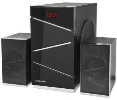 Акустическая 2.1 система G50 50Вт, Bluetooth, FM/MP3/SD/USB