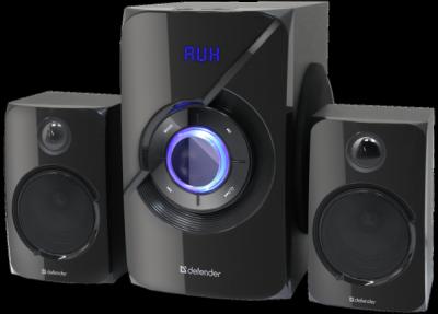 НОВИНКА. Акустическая 2.1 система X420 40Вт, Bluetooth, FM/MP3/SD/USB